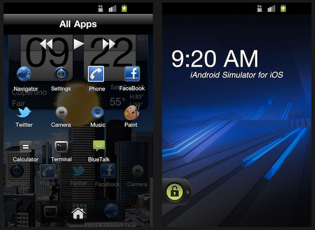 android-emulator-for-iPhone