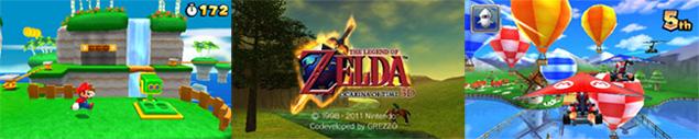 Nintendo 3DS Emulators | Gaming Computers for Video Games
